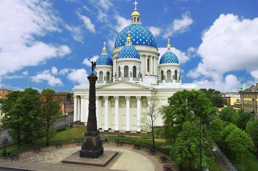 Chiese San Pietroburgo