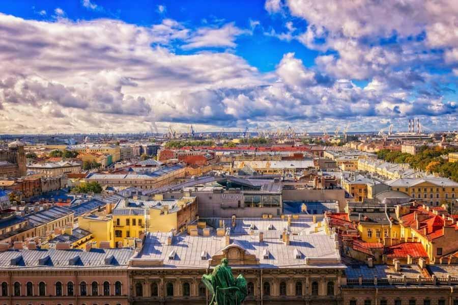 Palazzi San Pietroburgo