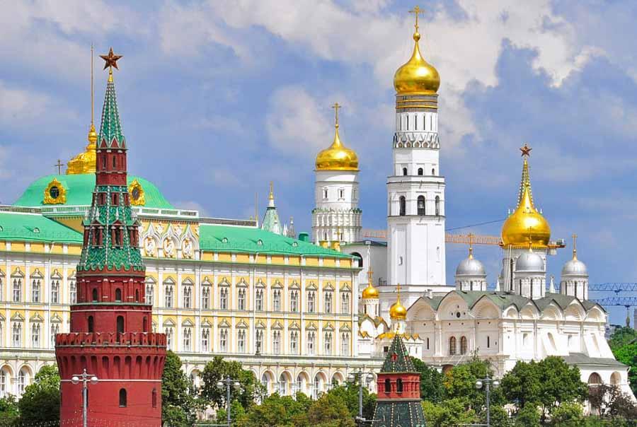 Vivi Il Cremlino, la Piazza Rossa e la Chiesa di San Basilio