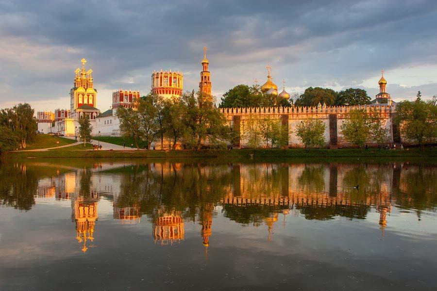 Il convento Novodevichy