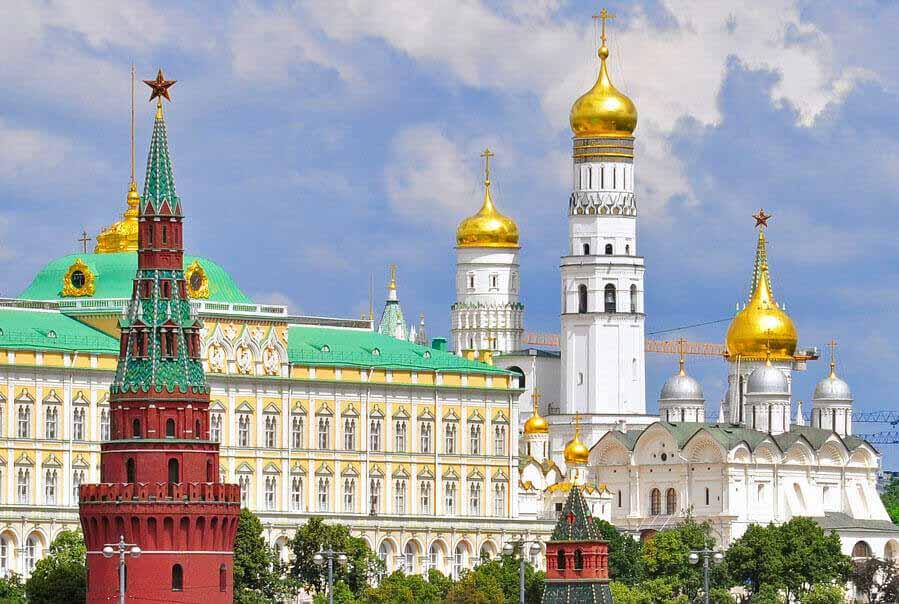 Il Cremlino e l'Armeria