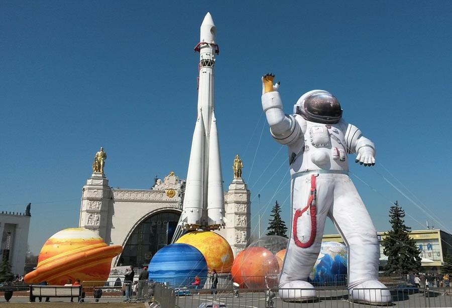 Il museo della cosmonautica
