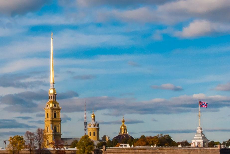 Giro di San Pietroburgo e la Fortezza di Pietro e Paolo