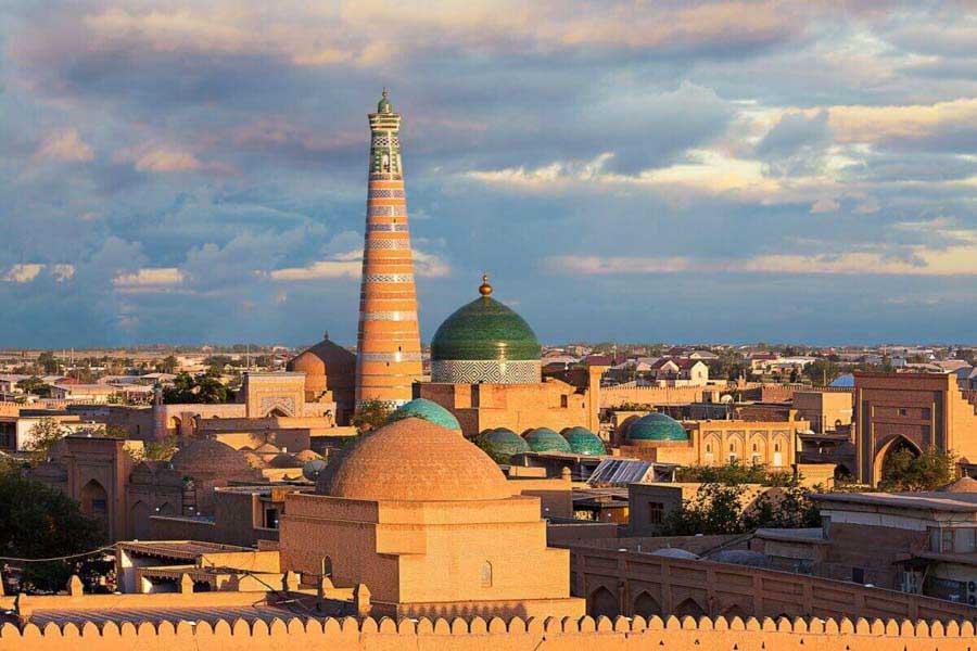 Grantour dell'Uzbekistan