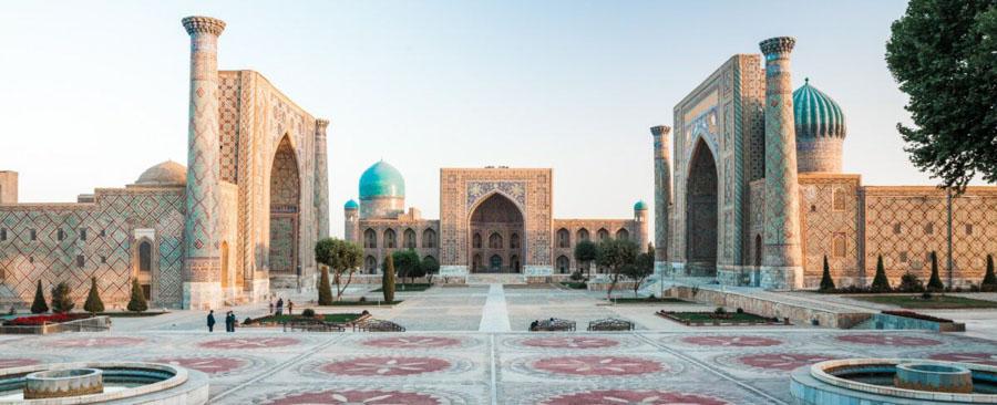 Uzbekistan Sulla Via della Seta