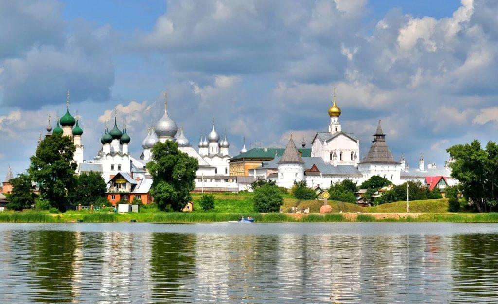 Rostov Velikij, una delle città russe dell'Anello d'Oro