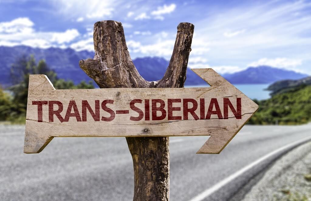 Ekaterinburg è una delle tappe della transiberiana