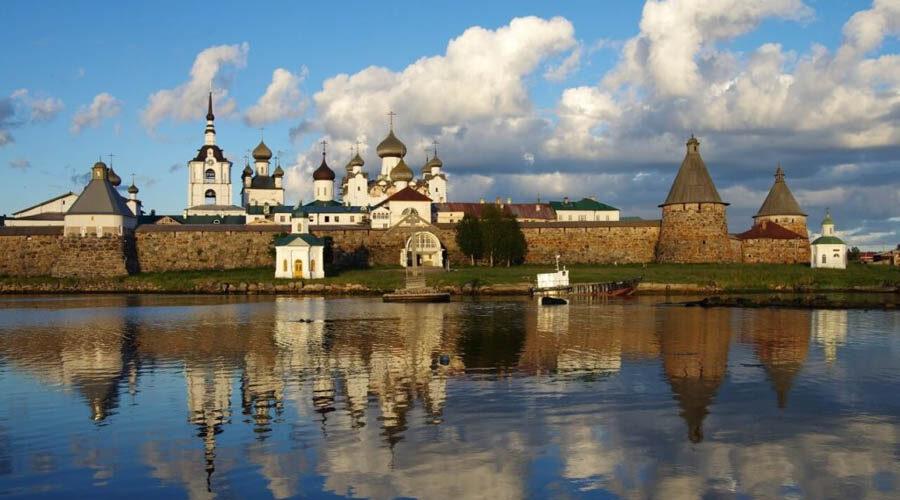 Monastero di Solovki - Carelia del nord