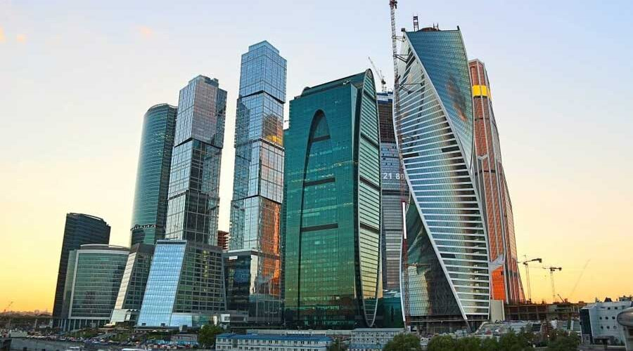 Mosca, non solo storia. I grattacieli del Moscow International Business Center