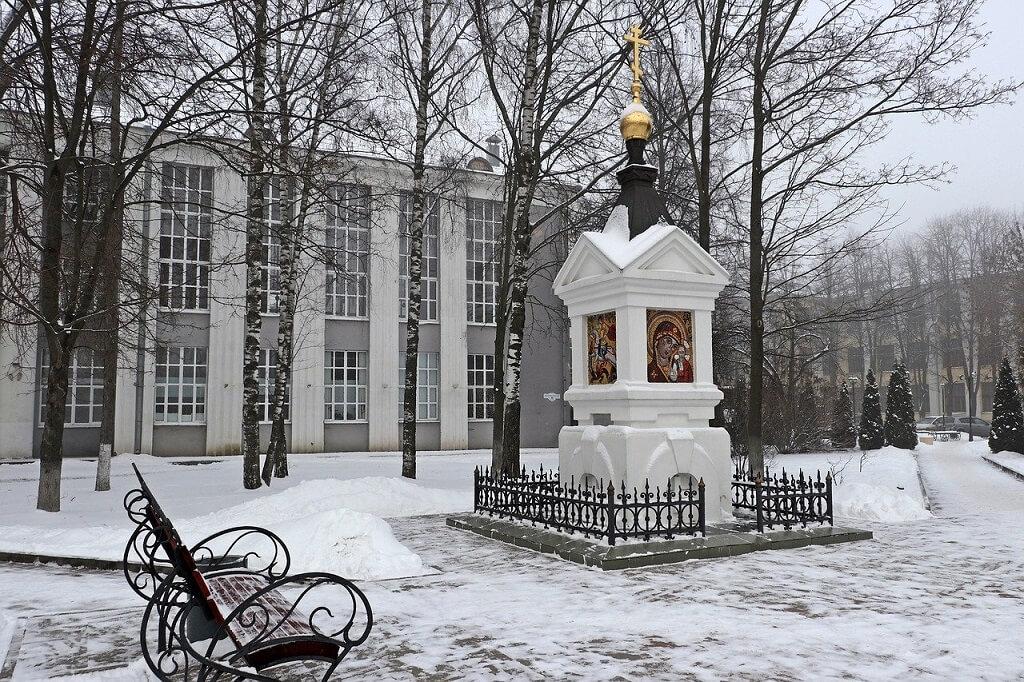 Ivanovo, la città dell'Anello d'Oro in inverno